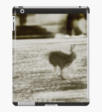 City Hare seeking Refuge VRS2 iPad Case/Skin