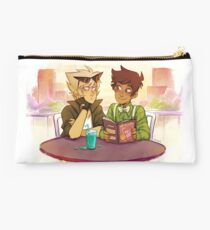 On A Date Studio Pouch