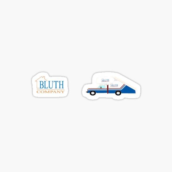 Arrested Development- Bluth Company Sticker