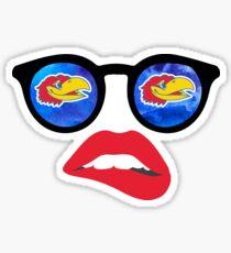 University of Kansas - Style 2 Sticker