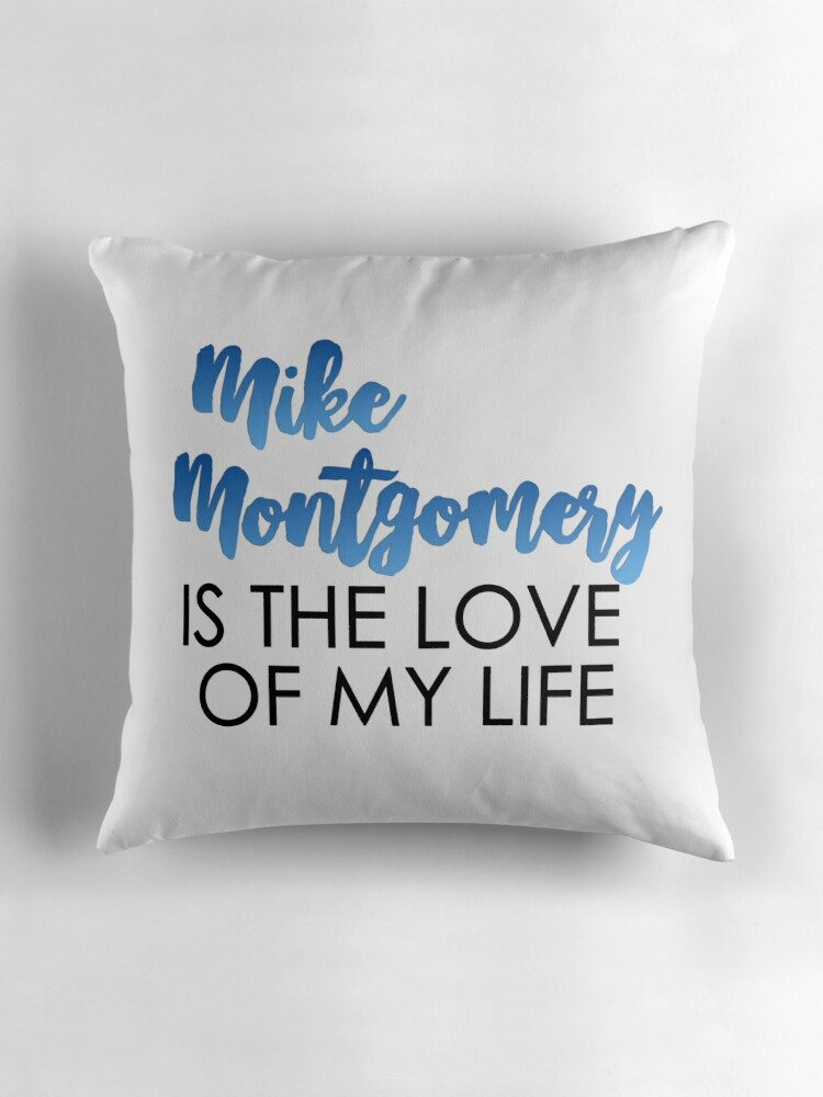 Love Life Throw Pillow :