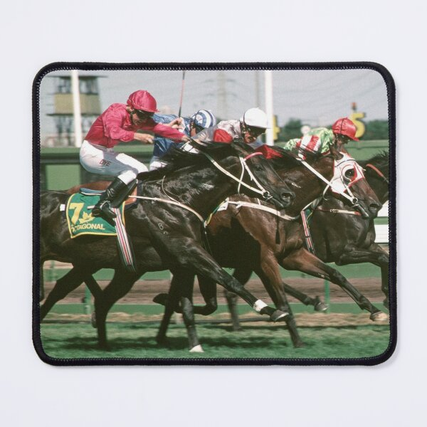 Octagonal winning the Australian Cup. Mouse Pad