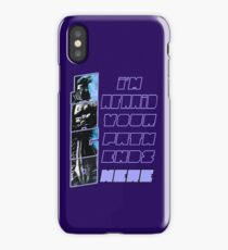 SHADOW JAGO'S AWAKENING iPhone Case