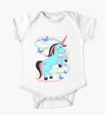 Pretty Unicorn .. tee shirt One Piece - Short Sleeve