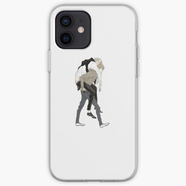 Piggy Back Coque souple iPhone