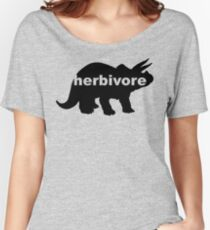 Herbivore (triceratops) Women's Relaxed Fit T-Shirt