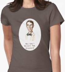 Bill Nye Women's Fitted T-Shirt