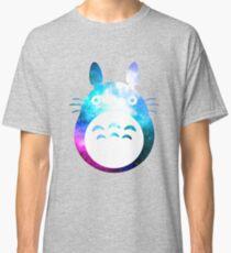 Galaxy Totoro! Classic T-Shirt