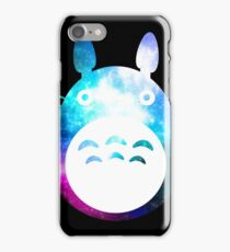Galaxy Totoro! iPhone Case/Skin