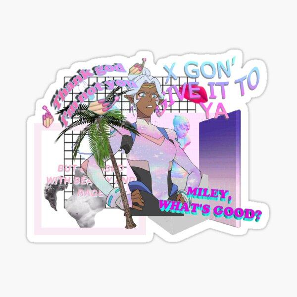 Princess Allura Sticker