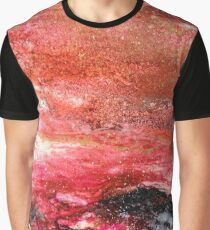 Warmth of Sky Graphic T-Shirt