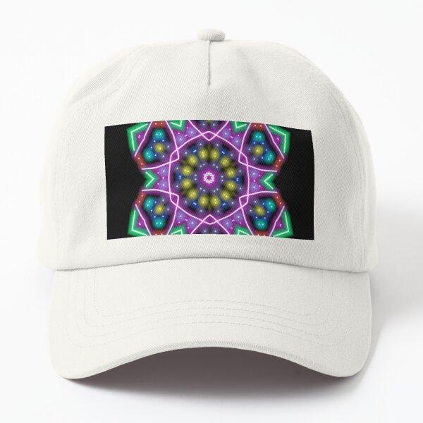 Batik motif star Dad Hat