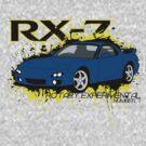 FD RX-7 by tanyarose