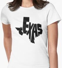 Texas Women's Fitted T-Shirt