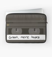 Great, more tapes (horizontal) Laptop Sleeve
