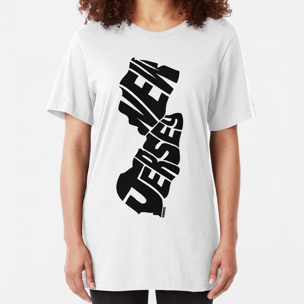 New Jersey Slim Fit T-Shirt