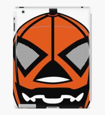 Jack-o'-Lantern LUCHA iPad Case/Skin