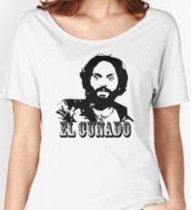 El Cunado Women's Relaxed Fit T-Shirt