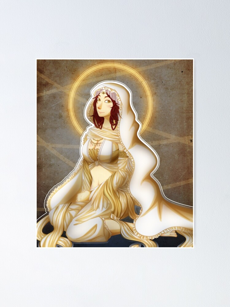 Princess of Sunlight Gwynevere Poster by cakeisforrobots