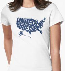 USA Blue T-Shirt