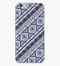 Abstract ornament. Rustic .  iPhone Case