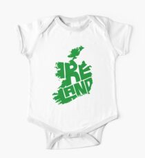 Ireland Green Kids Clothes