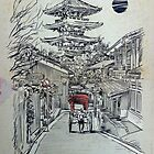 another kyoto moment by Loui  Jover