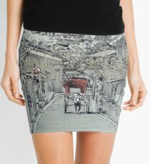 another kyoto moment Mini Skirt