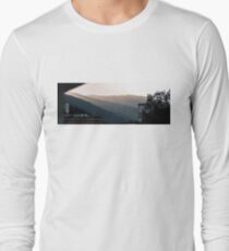 Sunset in the Mountains Long Sleeve T-Shirt
