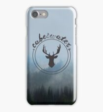 The Raven Cycle - Cabeswater Logo (Woods) iPhone Case/Skin