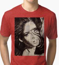 flip Tri-blend T-Shirt