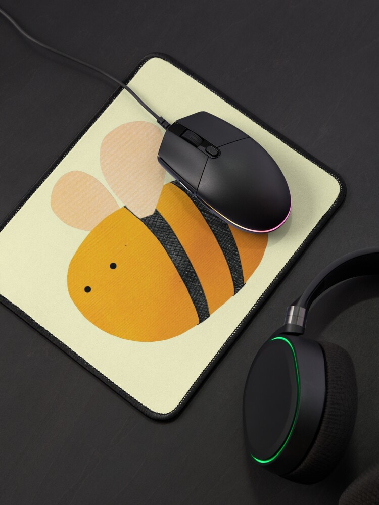 Alternate view of Bee Mouse Pad