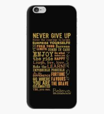 Inspirational Thoughts Collection T-shirts & Homewares iPhone Case