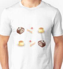 dessert set T-Shirt