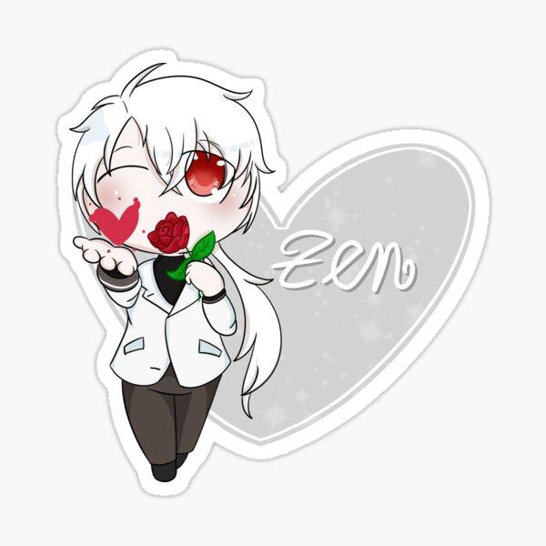 Mystic Messenger Chibi Zen Sticker