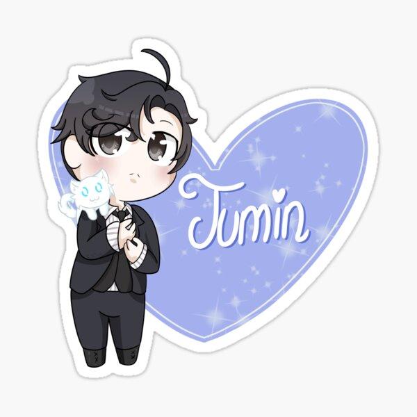 Mystic Messenger Chibi Jumin Sticker