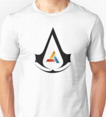 Assassins creed = Abstergo Industries T-Shirt