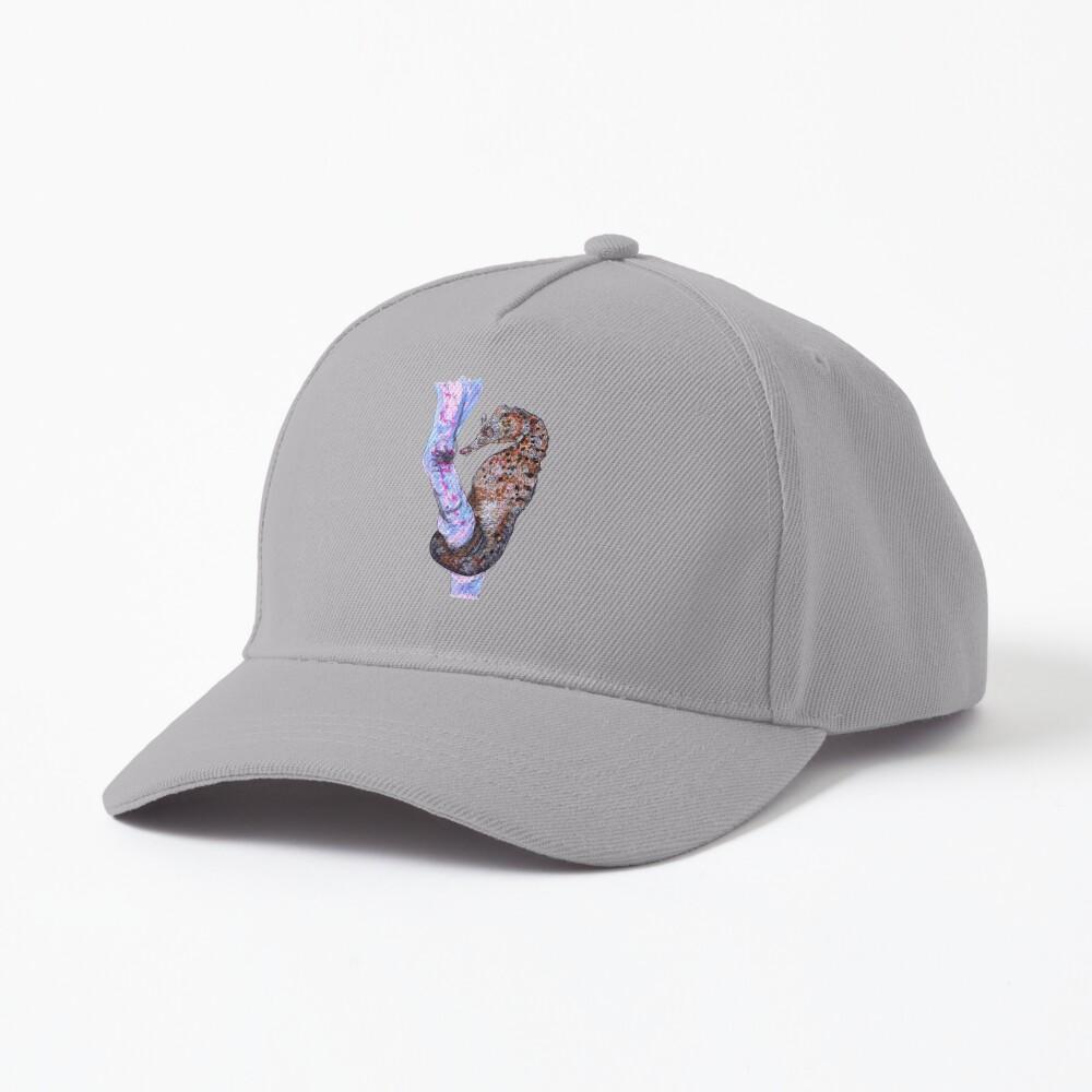 Cass the Seahorse Cap