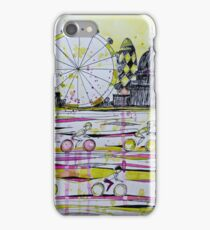Commuter race iPhone Case/Skin