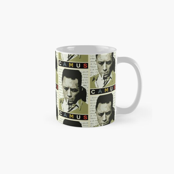 Albert Camus Classic Mug