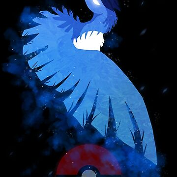 Articuno Legendary bird by OwlBurger