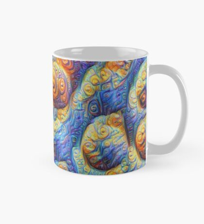 Clouds #DeepDream Mug