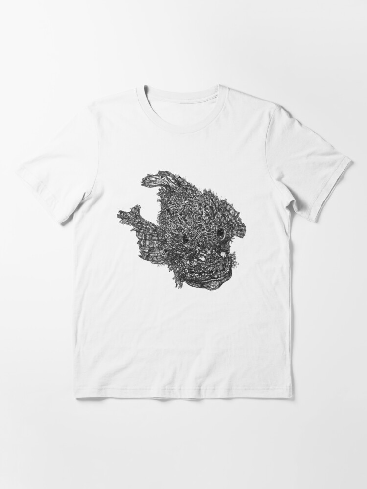 Alternate view of Walshie the Rock Cod Essential T-Shirt