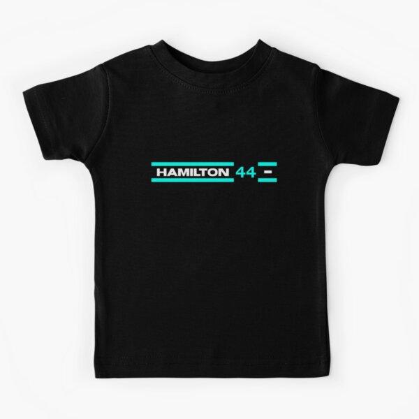 Lewis Hamilton T-shirt enfant