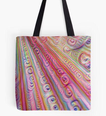 Seashells #DeepDream Tote Bag