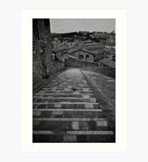 Perugia, 19 Art Print