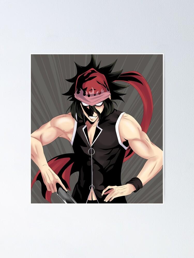 Kurokiba Ryo Poster By Cecile12 Redbubble