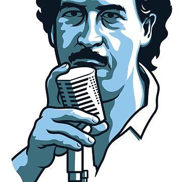 Pablo Escobar 2 by Cloxboy