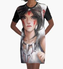 San Graphic T-Shirt Dress