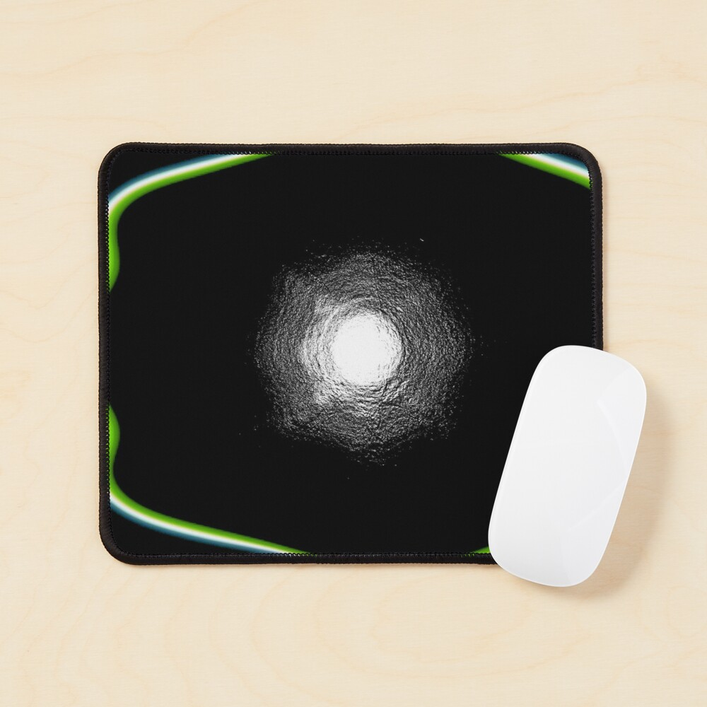 Abstract acrylics patterns design Mouse Pad